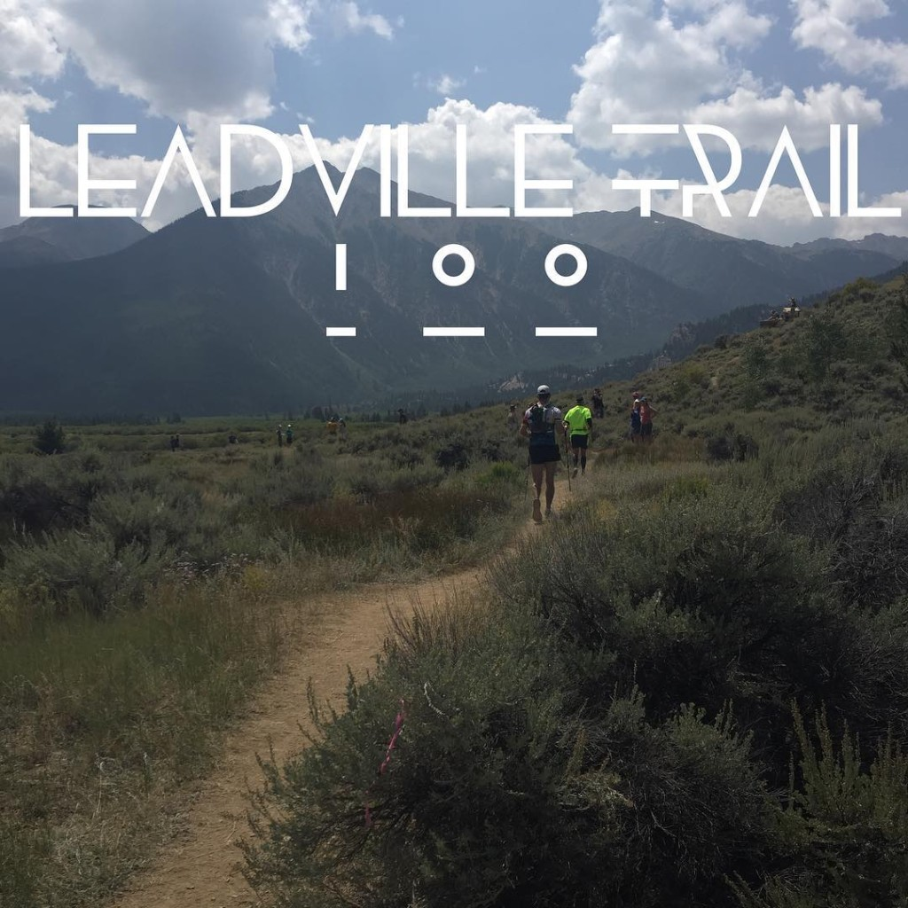 Super inspiring weekend cheering and volunteering at the Leadville 100 #lt100 #ultramarathon #trailrun