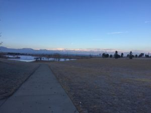 Frosty morning miles before the day gets going BAMR motherrunnerhellip