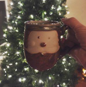 Tea and tree time 30thankfuldays