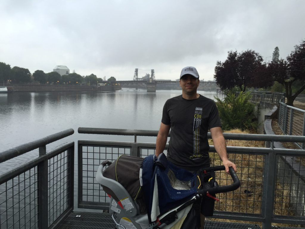 Portland, Run, Travel