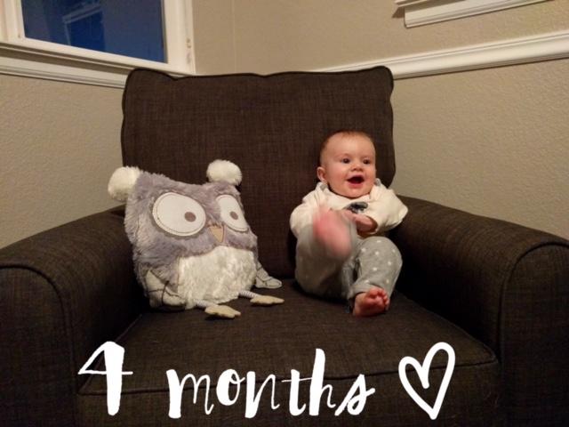 Baby Boy, 4 Months Old