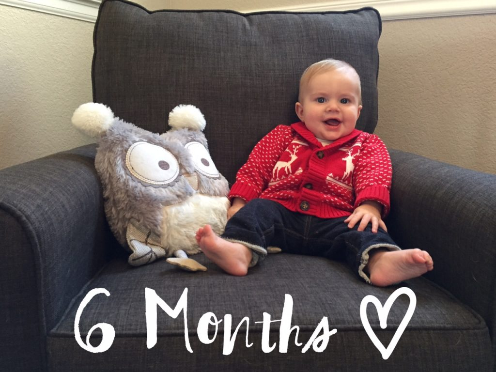 6 month old baby