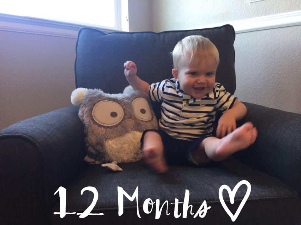 Baby Boy, 12 Months