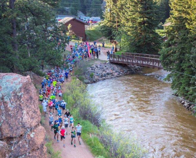 North Fork 50k, Ultra Marathon