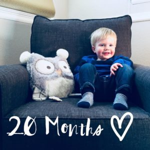 20 months today!!! I cant believe there is a twohellip