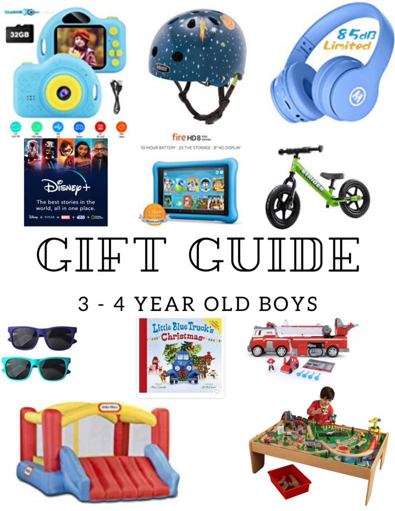 Gift Guide, Boys Gifts